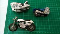Vintage 1976 Ideal Hong Kong Evel Knievel Daredevil Bike Motorcycle Parts Toy