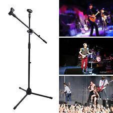 Mikrofonständer Mikrofonstativ Mikrofon Ständer Galgenstativ 80-190cm Schwarz