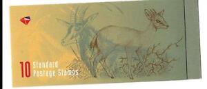 SOUTH AFRICA 1998 BOOKLET , KRUGER NATIONAL PARK, SB 55, MNH , COMPLETE