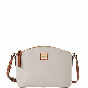 Dooney & Bourke Pebble Grain Suki Crossbody Shoulder Bag