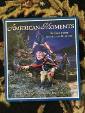 American Moments : Scenes from American History by Robert Burleigh (2004, Hardco