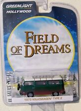 GREEN MACHINE HOLLYWOOD SERIES 9 FIELD OF DREAMS 1973 VOLKSWAGEN TYPE 2 * CHASE