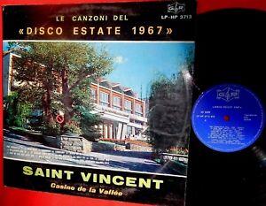 DISCO ESTATE 1967 LP 1967 ITALY MINT- Luigi Tenco Mogol