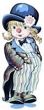 Royal Paris Tapisserie / toile broderie - Clowning Pio (clownerie de Pio )