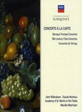 Concerto A La Carte.