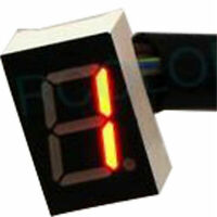 Universal Digital Gear Indicator Tool for Motorcycle Red New