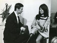 CATHERINE RIBEIRO LASZLO SZABO HAPPENING 1967 4 PHOTOS ORIGINAL + SYNOPSIS