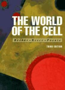 The World of the Cell (Benjamin/Cummings series in the life sciences)-Wayne M.