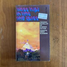 Three Trips in Time and Space PB 1st Dell - Jack Vance Larry Niven - #6