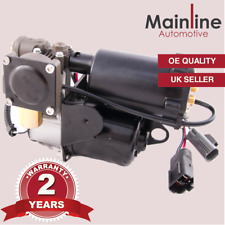 Land Rover Discovery 3 Hitachi Suspension air Compressor Pump  +Relay  LR023964