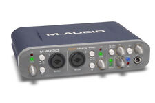 M-Audio Fast Track Pro Digital Recording Interface Used No Cables