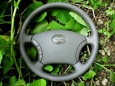 Gray high-style Toyota Airbag with Steering Wheel Cruise & Audio control buttons