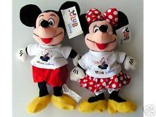 Club Disney Mickey & Minnie Mini Bean Bag