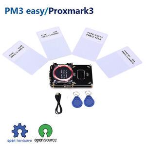 Proxmark3 Easy V2 DEV-Kits M1 IC Integrierter Prox-Kartenleser-Entschlüsseler in