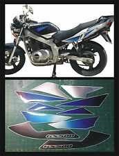 Suzuki GS 500 Kit completo - adesivi/adhesives/stickers/decal