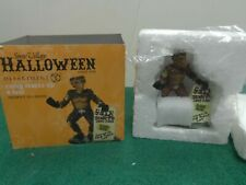 Rusty Scares Up A Deal Department Dept 56 Halloween Figurine NEW