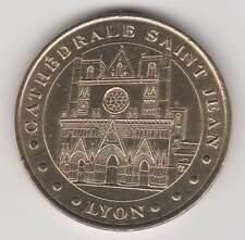 -- 2005 COIN TOKEN JETON MONNAIE DE PARIS -- 69 005 LYON CATHEDRALE SAINT-JEAN