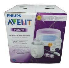 Philips Avent Natural Gift Set Microwave Sterilizer,...