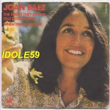 Vinyles Joan Baez pop 45 tours