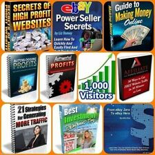 How To Make Money On Ebay Ebooks Kit (Ebook/pdf) + Bonus Over 300 items included