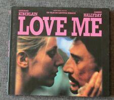 Johnny Hallyday, Love me , BO du film / OST, CD