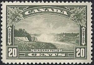 Canada   # 225   Niagara Falls   New Issue 1935 Original Gum   03