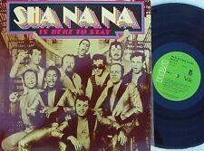 Sha Na Na ORIG OZ LP is here to stay NM '77 RCA R&B Rock N Roll revival