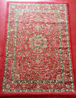 Oriental Rug Persian Style Rug Carpet Red 31 x 45 inches