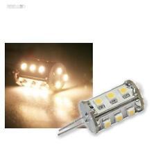 5x G4 LED-Lampe/Leuchtmittel 15x POWER SMD LEDs warmweiß Birne G 4 12 Volt  Spot