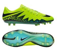 Nike Mens Soccer Cleats Hypervenom Phatal II FG Shoes 10.5 13 NIB Volt Turquoise