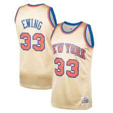 Ewing #33 Knicks All Star Classics Swingman Jersey Retro Cool Breathable Fabric Sports T-Shirts Mens Basketball Jersey
