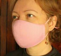 Mascherin Riutilizzabile Anti Inquinamento Faccia Scudo cotone con Tasca Filtro