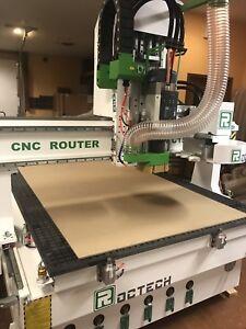 RocTech 5x10 ATC  CNC Router