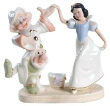 Dancing With Snow White - LENOX Snow White Collection NEW IN THE BOX
