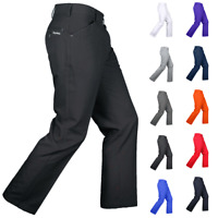 Stromberg Mens Sintra Slim Fit Technical Funky Golf Trousers 40% OFF RRP