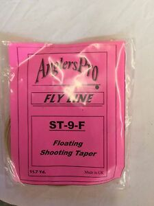 AIRFLO SHOOTING TAPER FLOATING ST-9-F FLY LINE - 2 LINES PER ORDER