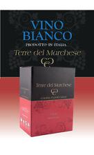 VINO BIANCO  BAG IN BOX 5 LT BIANCO Umbria IGT