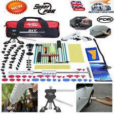 PDR Paintless Car Dent Puller Lifter Tools Kit Hammer Repair Hail Glue Gun Stick