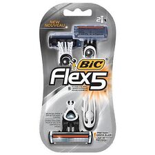 Bic Flex 5 Disposable Razors 2 ea