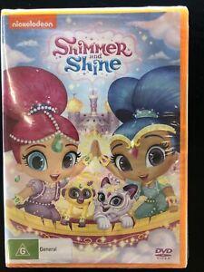 Shimmer and Shine DVD Region 4 Brand New & Sealed