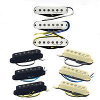 OriPure Alnico 5 Strat Guitar Pickup Single Coil Neck Middle Bridge Pickup Set