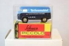 Schuco Piccolo Volkswagen Kastenwagen Technomobiel ANWB  neu perfect mint in box