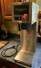 Bloomfield Coffee Machine 8773 Great Condition no water hose Working
