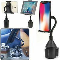 Heavy Duty Car Cup Holder Universal Tablet Mount Holder for iPad Tablet Kindle