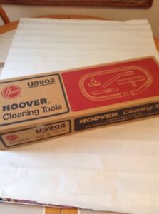 Hoover Concept One Cleaning Tools U3903