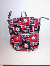 NCAA Bama University of Alabama Crimson Tide Women's Cotton Strap Backpack