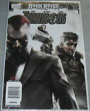 Thunderbolts Comic Dark Reign #135 Marcel Comics Diggle Sepulveda Martin NEW