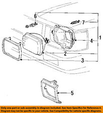 TOYOTA OEM 84-88 Pickup Headlamp-Front Lamps-Adjust Screw 8113189103