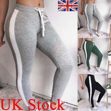 Women Joggers Jogging Sports Pants Ladies Fitness Gym Tracksuit Bottoms Trousers