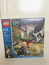 NEW Lego Harry Potter 4750 Draco's Encounter with Buckbeak